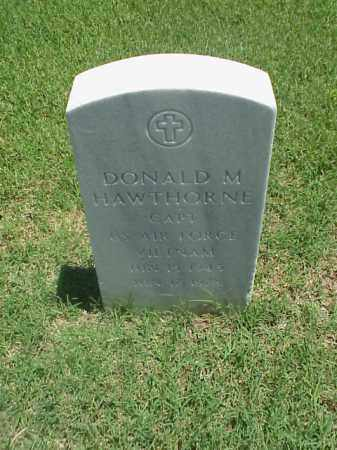 HAWTHORNE (VETERAN VIET), DONALD M - Pulaski County, Arkansas | DONALD M HAWTHORNE (VETERAN VIET) - Arkansas Gravestone Photos