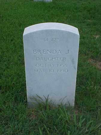 HAYES, BRENDA J - Pulaski County, Arkansas | BRENDA J HAYES - Arkansas Gravestone Photos