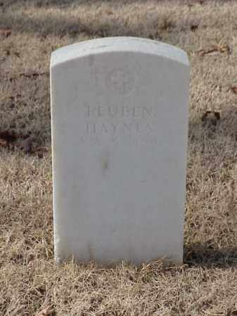HAYNES  (VETERAN UNION), REUBEN - Pulaski County, Arkansas | REUBEN HAYNES  (VETERAN UNION) - Arkansas Gravestone Photos