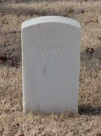 HAYNES  (VETERAN UNION), REUBEN - Pulaski County, Arkansas | REUBEN HAYNES  (VETERAN UNION) - Arkansas Gravestone Photos