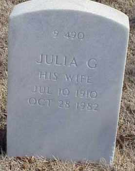 HAYNES, JULIA G. - Pulaski County, Arkansas | JULIA G. HAYNES - Arkansas Gravestone Photos