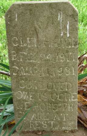 HAYNIE, CLE? - Pulaski County, Arkansas | CLE? HAYNIE - Arkansas Gravestone Photos