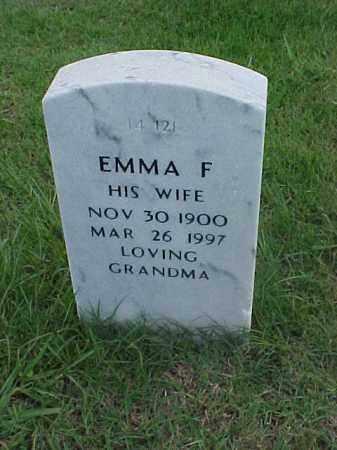 HAZLETT, EMMA F - Pulaski County, Arkansas | EMMA F HAZLETT - Arkansas Gravestone Photos