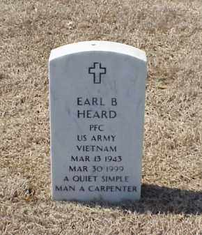 HEARD (VETERAN VIET), EARL B - Pulaski County, Arkansas | EARL B HEARD (VETERAN VIET) - Arkansas Gravestone Photos
