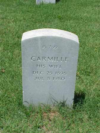 HEARVEY, CARMILLE - Pulaski County, Arkansas | CARMILLE HEARVEY - Arkansas Gravestone Photos