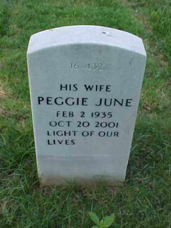 HEFFINGTON, PEGGY JUNE - Pulaski County, Arkansas | PEGGY JUNE HEFFINGTON - Arkansas Gravestone Photos