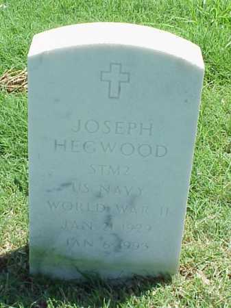 HEGWOOD (VETERAN WWII), JOSEPH - Pulaski County, Arkansas | JOSEPH HEGWOOD (VETERAN WWII) - Arkansas Gravestone Photos