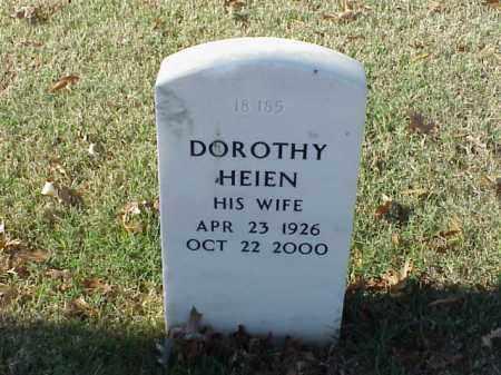 HEIEN, DOROTHY - Pulaski County, Arkansas | DOROTHY HEIEN - Arkansas Gravestone Photos