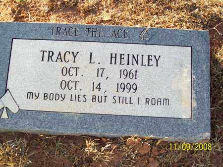 HEINLEY, TRACY L - Pulaski County, Arkansas | TRACY L HEINLEY - Arkansas Gravestone Photos