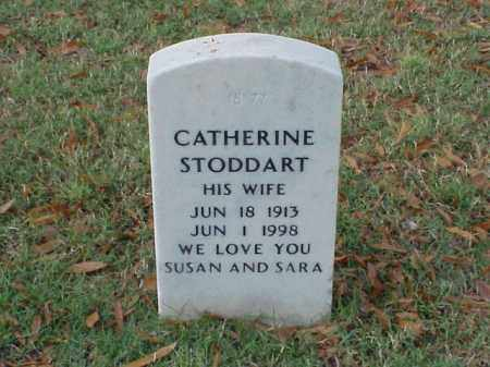 STODDART HEITMAN, CATHERINE - Pulaski County, Arkansas | CATHERINE STODDART HEITMAN - Arkansas Gravestone Photos