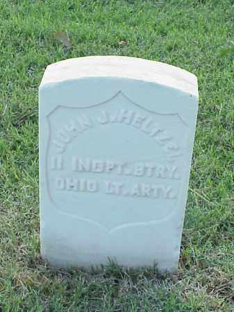HELTZEL (VETERAN UNION), JOHN J - Pulaski County, Arkansas | JOHN J HELTZEL (VETERAN UNION) - Arkansas Gravestone Photos
