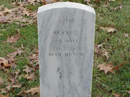 HENDERSON, MAMIE - Pulaski County, Arkansas | MAMIE HENDERSON - Arkansas Gravestone Photos