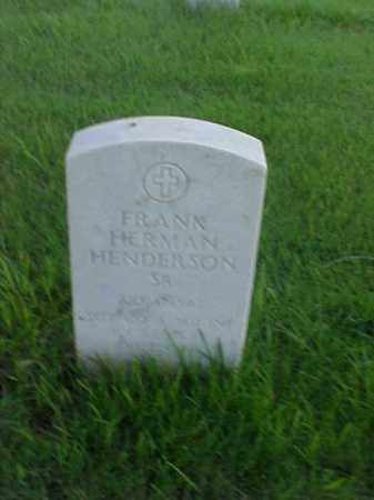 HENDERSON, SR (VETERAN VIET), FRANK HERMAN - Pulaski County, Arkansas | FRANK HERMAN HENDERSON, SR (VETERAN VIET) - Arkansas Gravestone Photos
