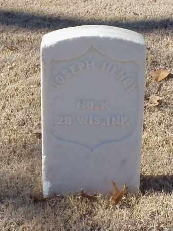 HENGY  (VETERAN UNION), JOSEPH - Pulaski County, Arkansas | JOSEPH HENGY  (VETERAN UNION) - Arkansas Gravestone Photos
