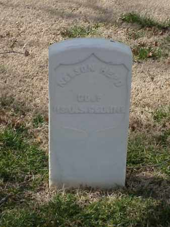 HERD  (VETERAN UNION), NELSON - Pulaski County, Arkansas | NELSON HERD  (VETERAN UNION) - Arkansas Gravestone Photos