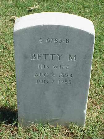HERRINGTON, BETTY M. - Pulaski County, Arkansas | BETTY M. HERRINGTON - Arkansas Gravestone Photos