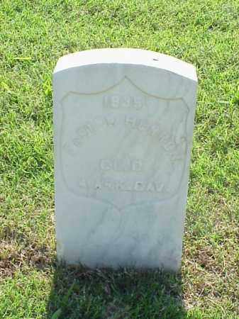 HERRON (VETERAN UNION), CARTER - Pulaski County, Arkansas | CARTER HERRON (VETERAN UNION) - Arkansas Gravestone Photos