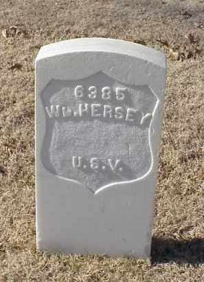 HERSEY (VETERAN UNION), WILLIAM - Pulaski County, Arkansas | WILLIAM HERSEY (VETERAN UNION) - Arkansas Gravestone Photos
