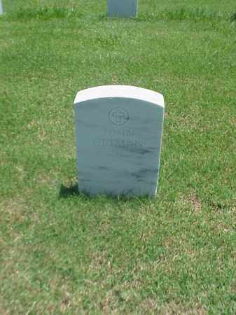 HERTMAN (VETERAN 2 WARS), JOHN - Pulaski County, Arkansas | JOHN HERTMAN (VETERAN 2 WARS) - Arkansas Gravestone Photos