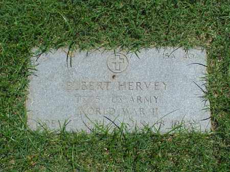 HERVEY (VETERAN WWII), ELBERT - Pulaski County, Arkansas | ELBERT HERVEY (VETERAN WWII) - Arkansas Gravestone Photos