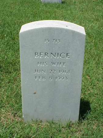 HESTER, BERNICE - Pulaski County, Arkansas | BERNICE HESTER - Arkansas Gravestone Photos