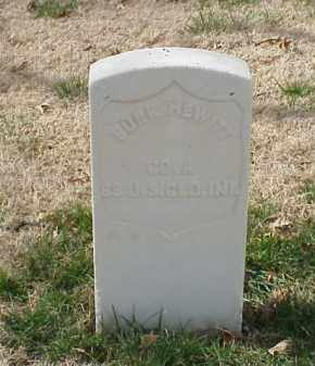 HEWITT  (VETERAN UNION), BURR - Pulaski County, Arkansas | BURR HEWITT  (VETERAN UNION) - Arkansas Gravestone Photos