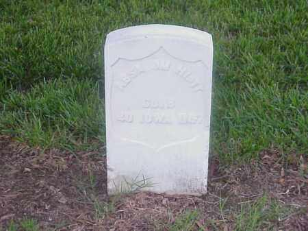 HIATT (VETERAN UNION), ABSALOM - Pulaski County, Arkansas | ABSALOM HIATT (VETERAN UNION) - Arkansas Gravestone Photos