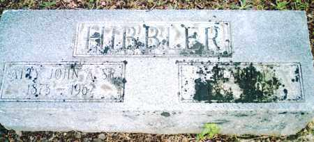 HIBBLER, SR., JOHN A. - Pulaski County, Arkansas | JOHN A. HIBBLER, SR. - Arkansas Gravestone Photos