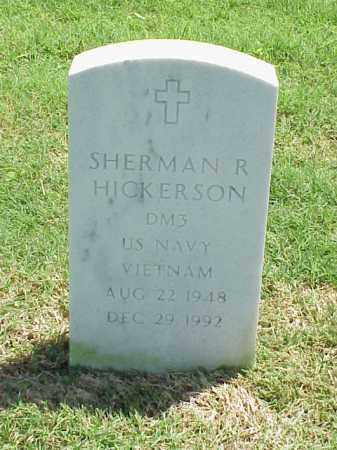 HICKERSON (VETERAN VIET), SHERMAN R - Pulaski County, Arkansas | SHERMAN R HICKERSON (VETERAN VIET) - Arkansas Gravestone Photos