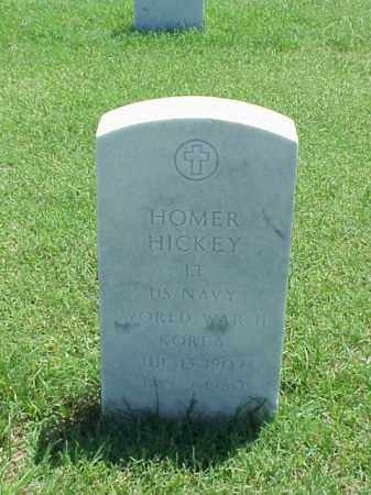 HICKEY (VETERAN 2 WARS), HOMER - Pulaski County, Arkansas | HOMER HICKEY (VETERAN 2 WARS) - Arkansas Gravestone Photos