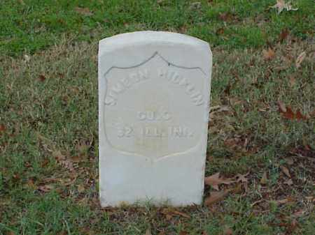HICKLIN  (VETERAN UNION), SIMEON - Pulaski County, Arkansas | SIMEON HICKLIN  (VETERAN UNION) - Arkansas Gravestone Photos