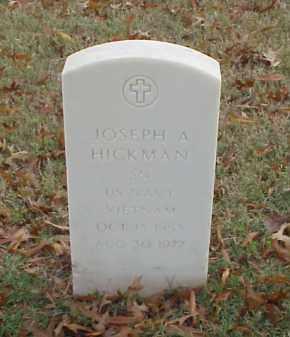 HICKMAN  (VETERAN VIET), JOSEPH - Pulaski County, Arkansas | JOSEPH HICKMAN  (VETERAN VIET) - Arkansas Gravestone Photos