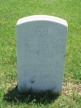 HICKOX (VETERAN VIET), RANDY G - Pulaski County, Arkansas | RANDY G HICKOX (VETERAN VIET) - Arkansas Gravestone Photos