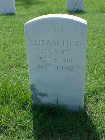HIGHTOWER, ELIZABETH G - Pulaski County, Arkansas   ELIZABETH G HIGHTOWER - Arkansas Gravestone Photos