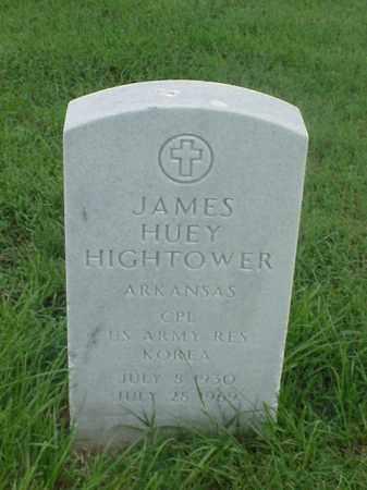 HIGHTOWER (VETERAN KOR), JAMES HUEY - Pulaski County, Arkansas | JAMES HUEY HIGHTOWER (VETERAN KOR) - Arkansas Gravestone Photos