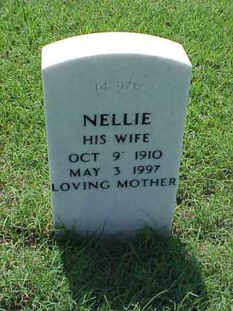 HILDEBRAND, NELLIE - Pulaski County, Arkansas | NELLIE HILDEBRAND - Arkansas Gravestone Photos