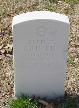 HILDRETH  (VETERAN SAW), FRED E - Pulaski County, Arkansas | FRED E HILDRETH  (VETERAN SAW) - Arkansas Gravestone Photos