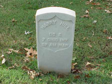 HILL  (VETERAN SAW), HARRY - Pulaski County, Arkansas | HARRY HILL  (VETERAN SAW) - Arkansas Gravestone Photos