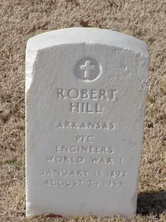 HILL  (VETERAN WWI), ROBERT - Pulaski County, Arkansas | ROBERT HILL  (VETERAN WWI) - Arkansas Gravestone Photos