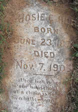 HILL, JOSIE C - Pulaski County, Arkansas | JOSIE C HILL - Arkansas Gravestone Photos
