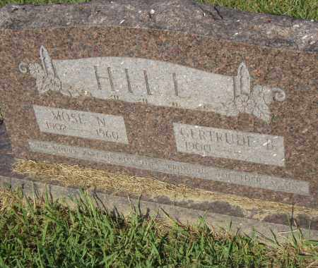 HILL, GERTRUDE B - Pulaski County, Arkansas | GERTRUDE B HILL - Arkansas Gravestone Photos
