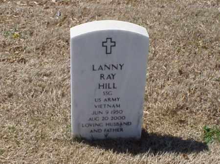 HILL (VETERAN VIET), LANNY RAY - Pulaski County, Arkansas | LANNY RAY HILL (VETERAN VIET) - Arkansas Gravestone Photos