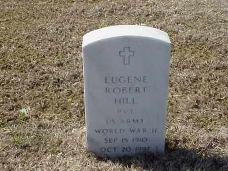 HILL (VETERAN WWII), EUGENE ROBERT - Pulaski County, Arkansas | EUGENE ROBERT HILL (VETERAN WWII) - Arkansas Gravestone Photos