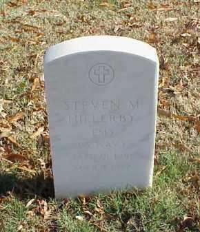 HILLERBY  (VETERAN), STEVEN M - Pulaski County, Arkansas | STEVEN M HILLERBY  (VETERAN) - Arkansas Gravestone Photos