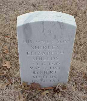 HINKLE, ROBERT SHIELDS - Pulaski County, Arkansas | ROBERT SHIELDS HINKLE - Arkansas Gravestone Photos