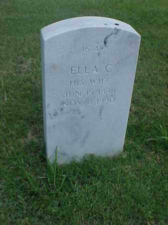 HISTED, ELLA C - Pulaski County, Arkansas | ELLA C HISTED - Arkansas Gravestone Photos