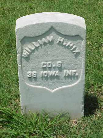 HIX (VETERAN UNION), WILLIAM H - Pulaski County, Arkansas | WILLIAM H HIX (VETERAN UNION) - Arkansas Gravestone Photos