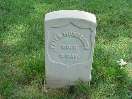 HOBBEDIER (VETERAN UNION), PETER - Pulaski County, Arkansas | PETER HOBBEDIER (VETERAN UNION) - Arkansas Gravestone Photos