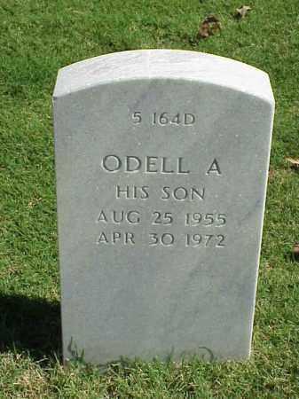 HOCUT, ODELL A - Pulaski County, Arkansas | ODELL A HOCUT - Arkansas Gravestone Photos
