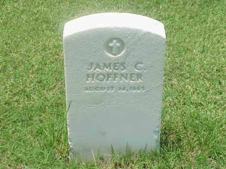 HOFFNER, JAMES C - Pulaski County, Arkansas | JAMES C HOFFNER - Arkansas Gravestone Photos